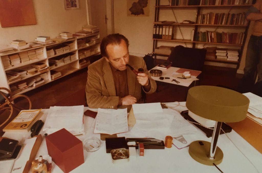Berufung Prof. Dr. Hans Georg Herrlitz